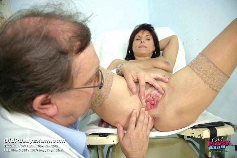 Секс у гинеколога вагины фото