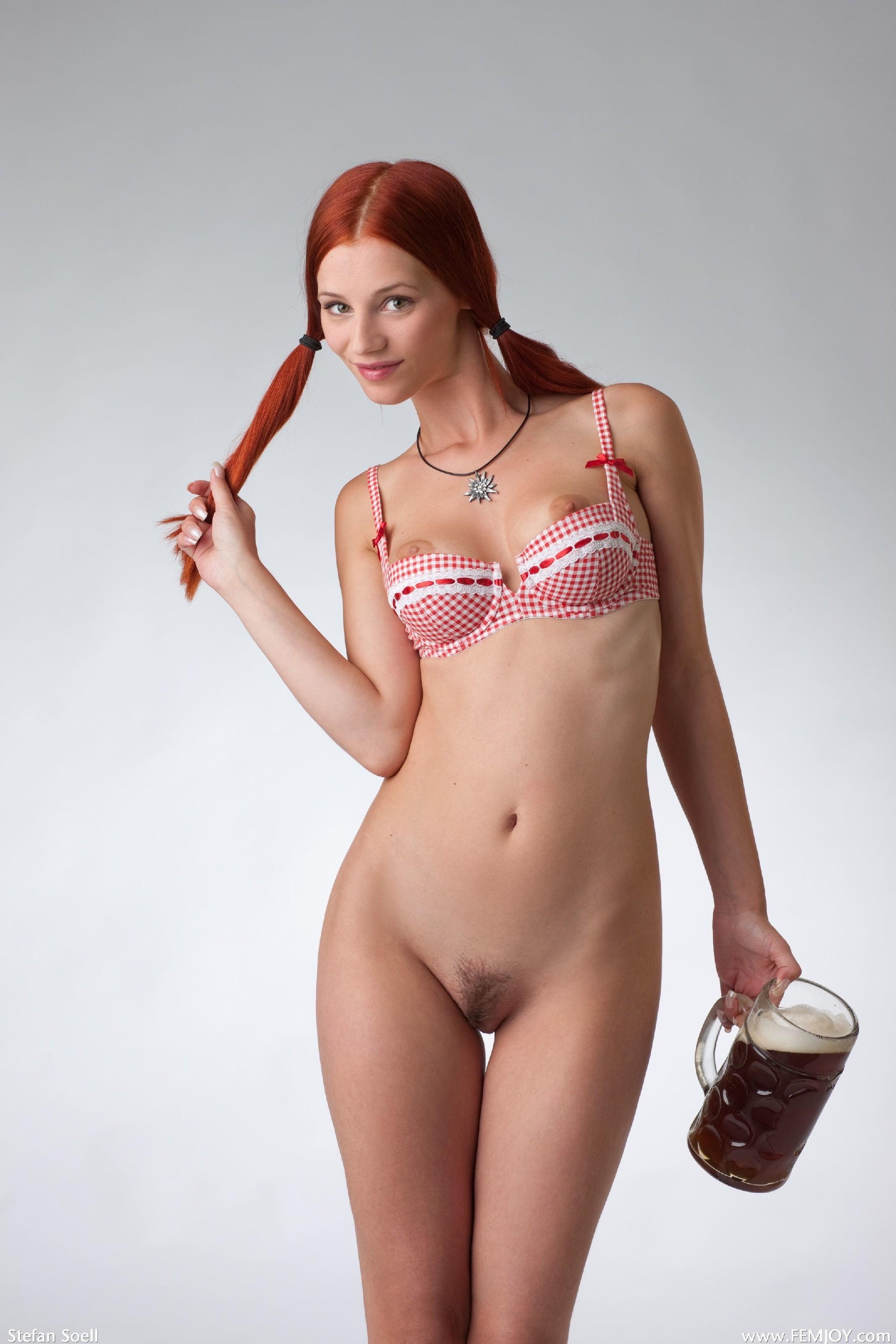 German beer girls nude — 10