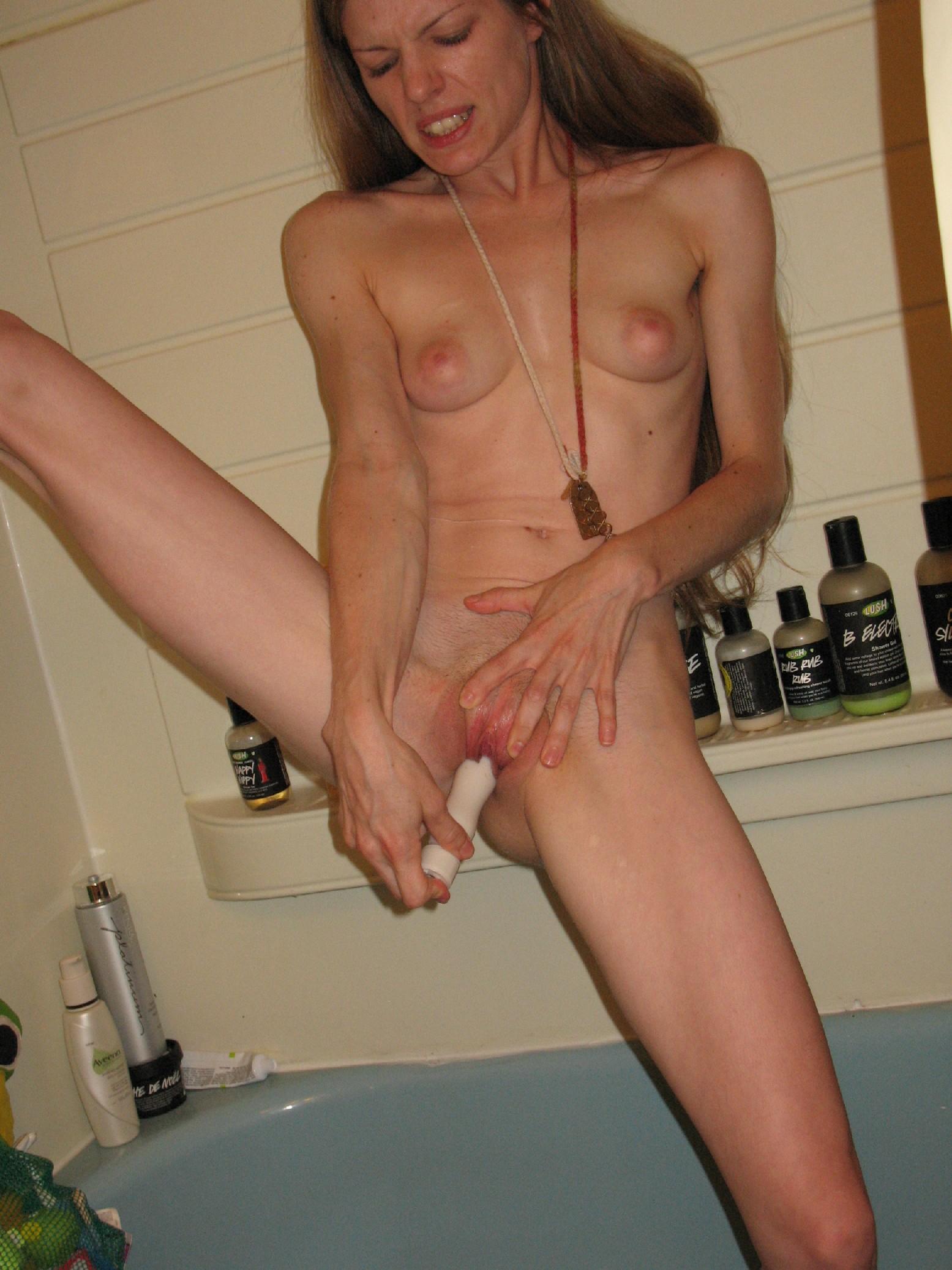 Ameture female masterbation