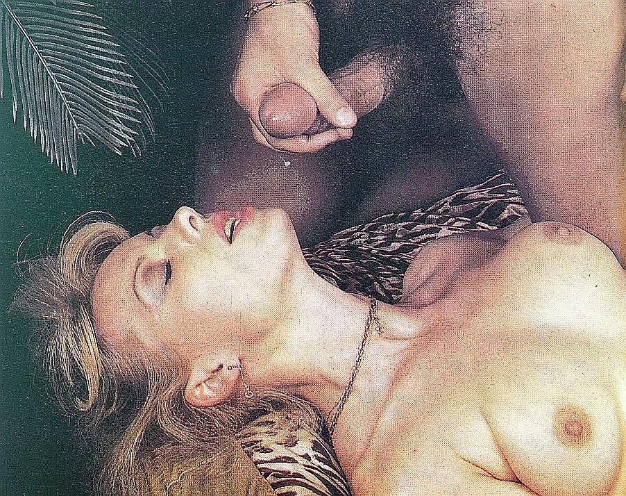 Винтажные снимки покажут, как раньше умели зажигать, экспериментируя в сексуальном плане