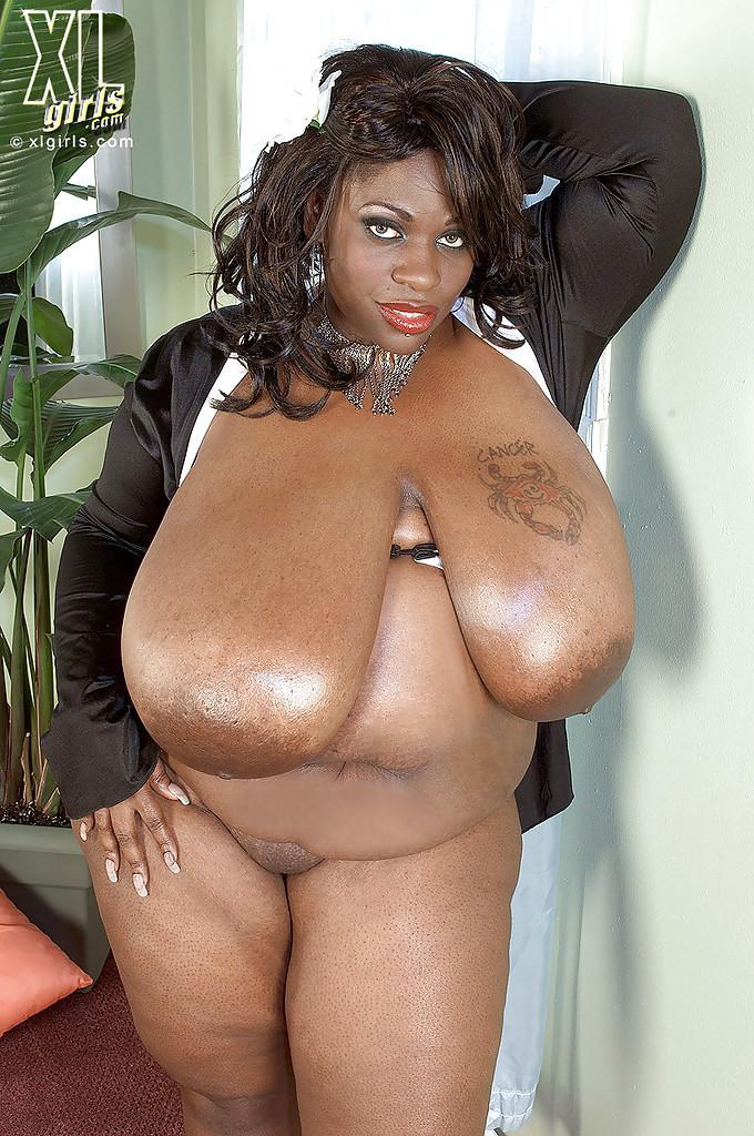 Фото голых красивых толстых негритянок