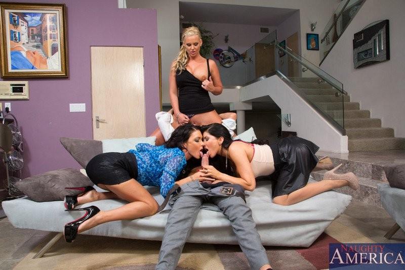 Jessica Jaymes, Phoenix Marie, Romi Rain - Галерея 3390556