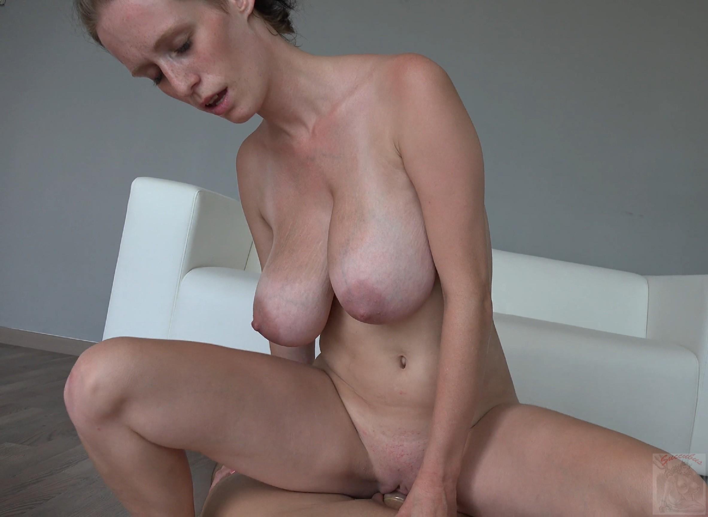Видео порно видео с висячими сиськами госпоже