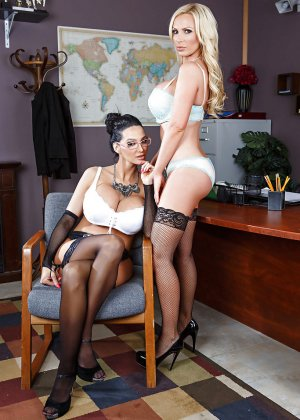 Nikki Benz, Amy Anderssen - Галерея 3445171