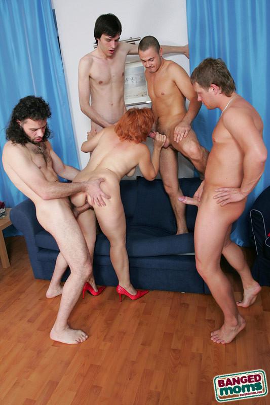 Порно Зрелые Мамки Группа