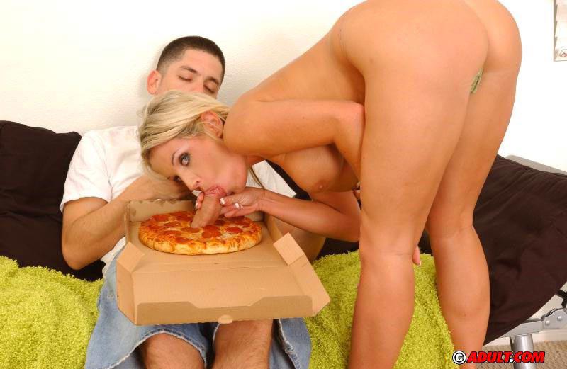 Pizza free porn