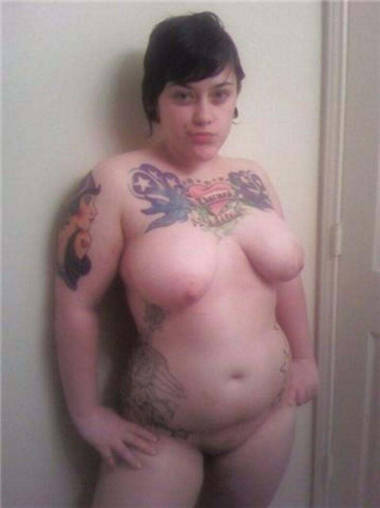 Голые толстые девушки