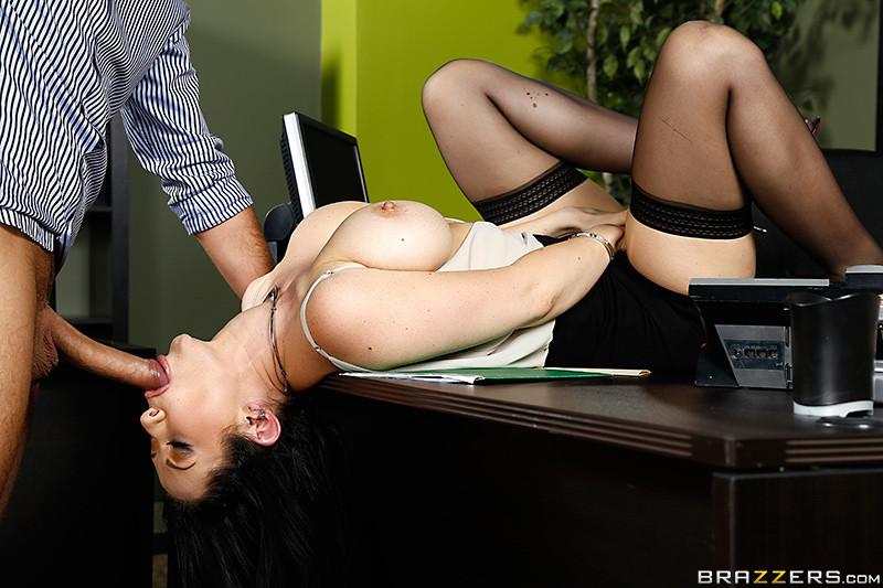 Порно Секретарша На Совещание