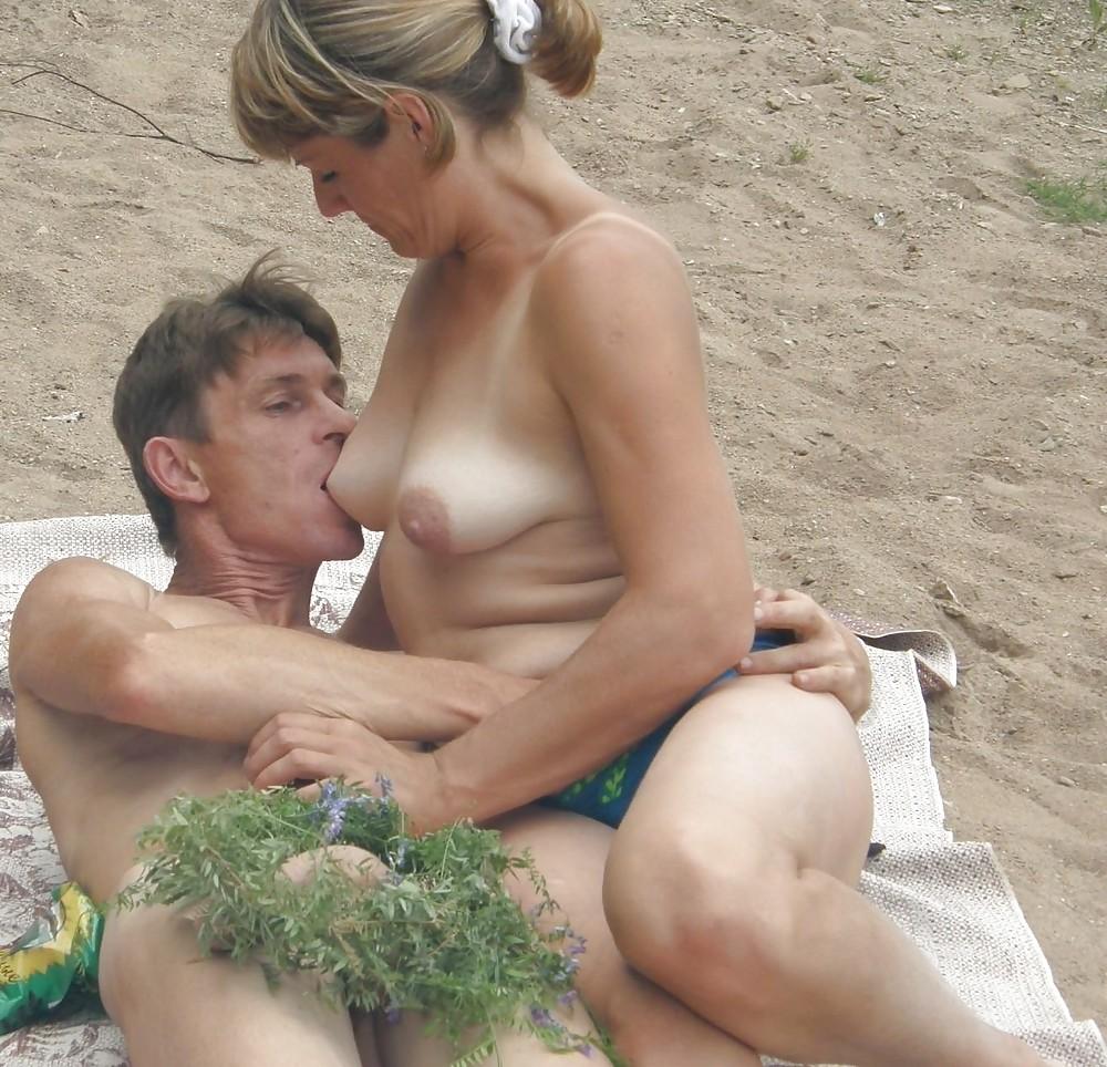 Milf beach erect, true life femdom