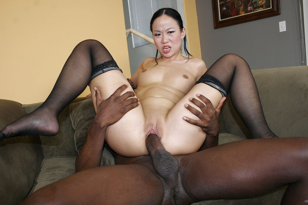 Asian woman fucked black women — img 9