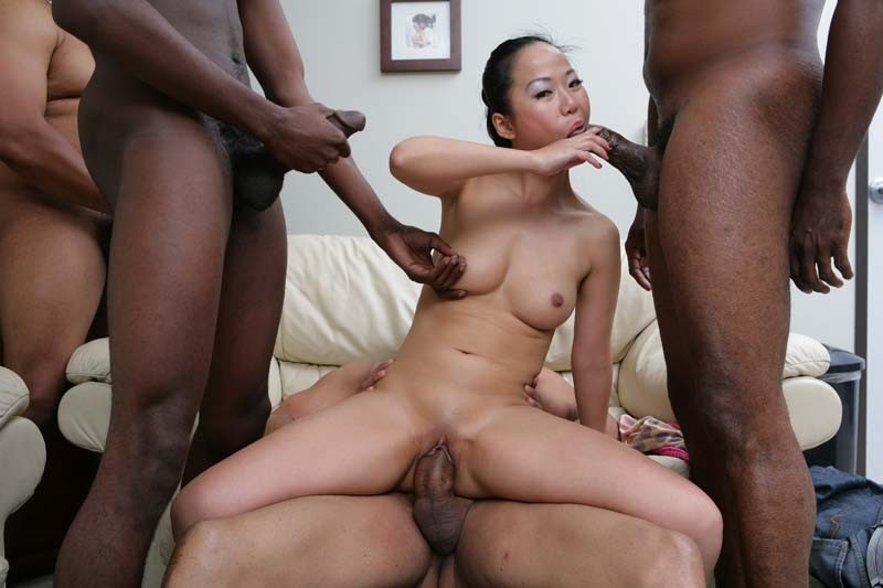 Asian women and black men sex #9