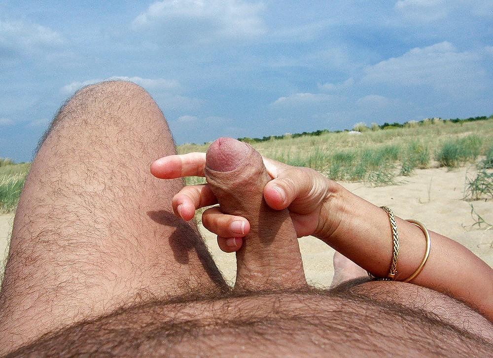 Муж жена дрочат на пляже