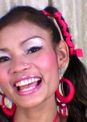 Ебля в пизду молодой азиатки