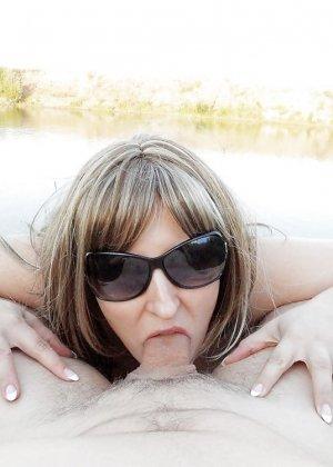 Ебля нудистов на пляже