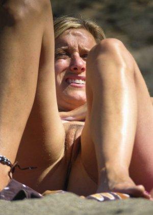 Голые русские девушки на пляже