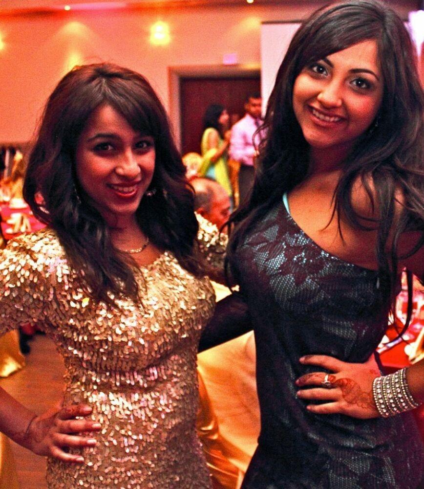Настоящие индийские девушки