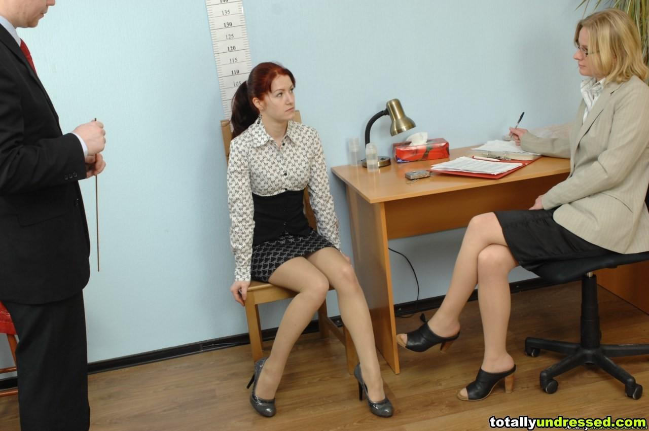 Скорее всего она пройдет собеседование