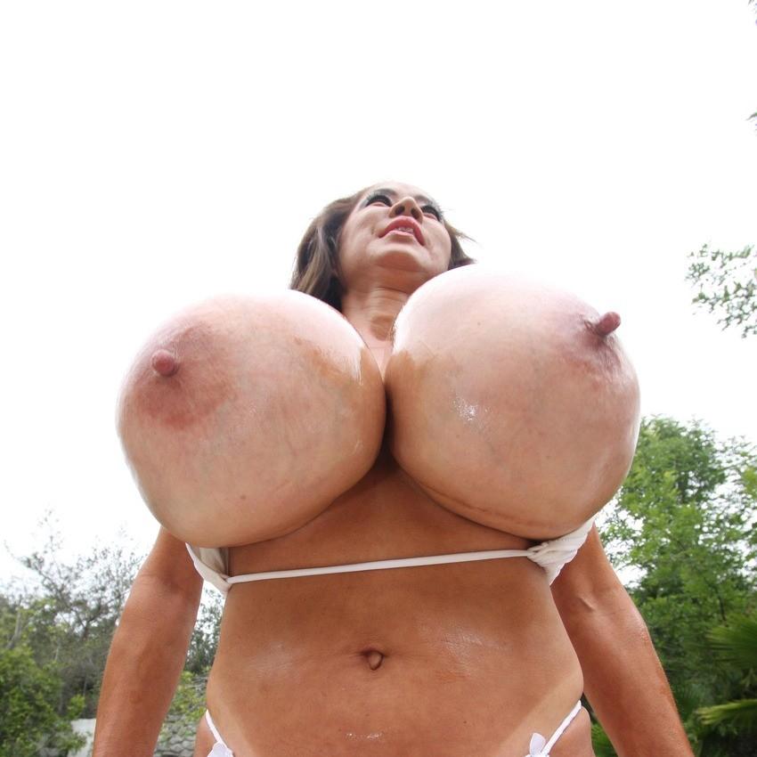 фото больших громадных сисек - 4