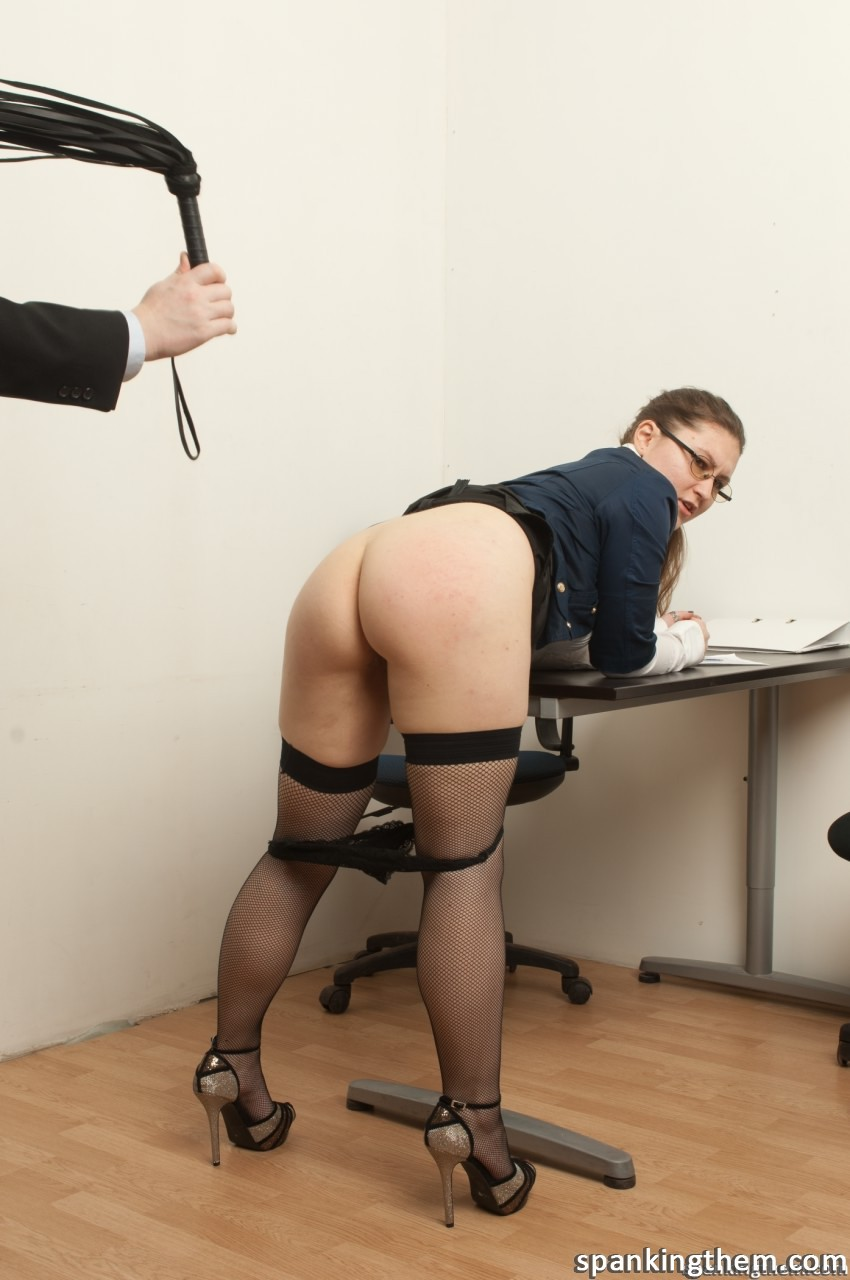 Office spanking stories