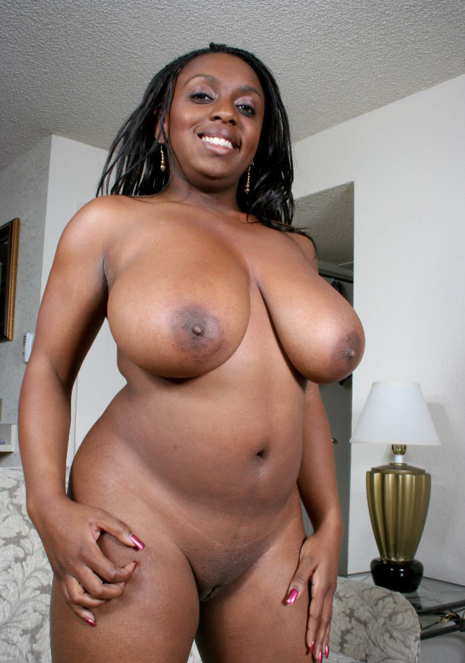 Big titty black girl — pic 1