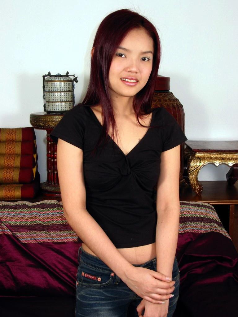 Моя азиатская подружка