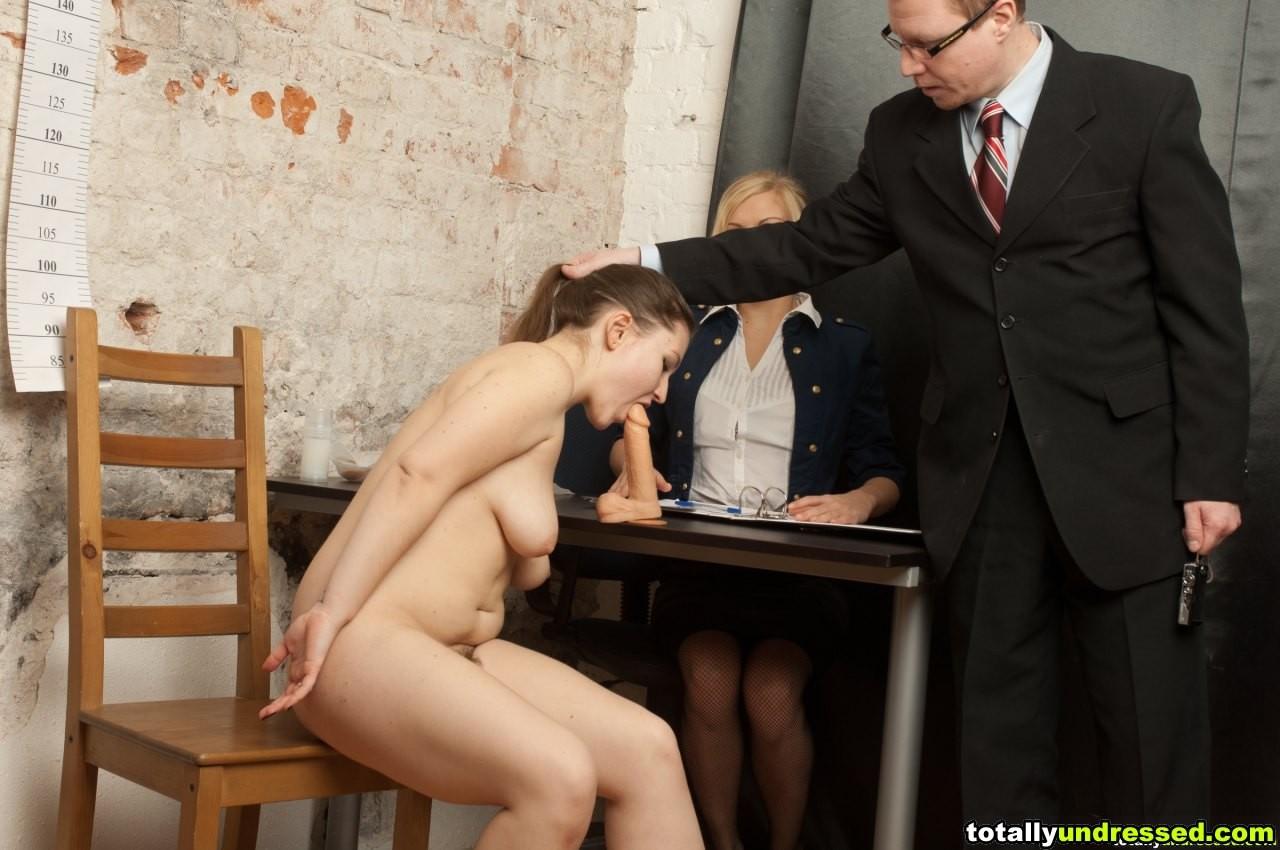 Порно собеседование в институт