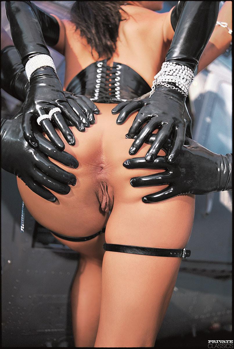 Leather Glove Porn