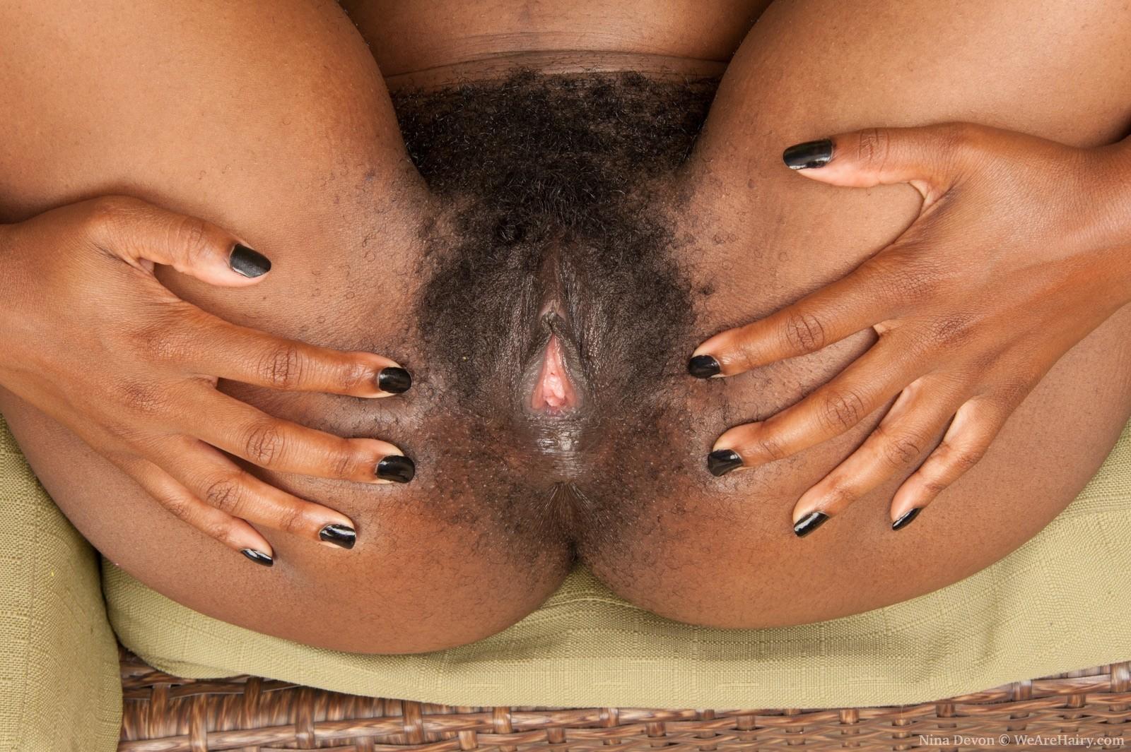 Пизда черной дамы