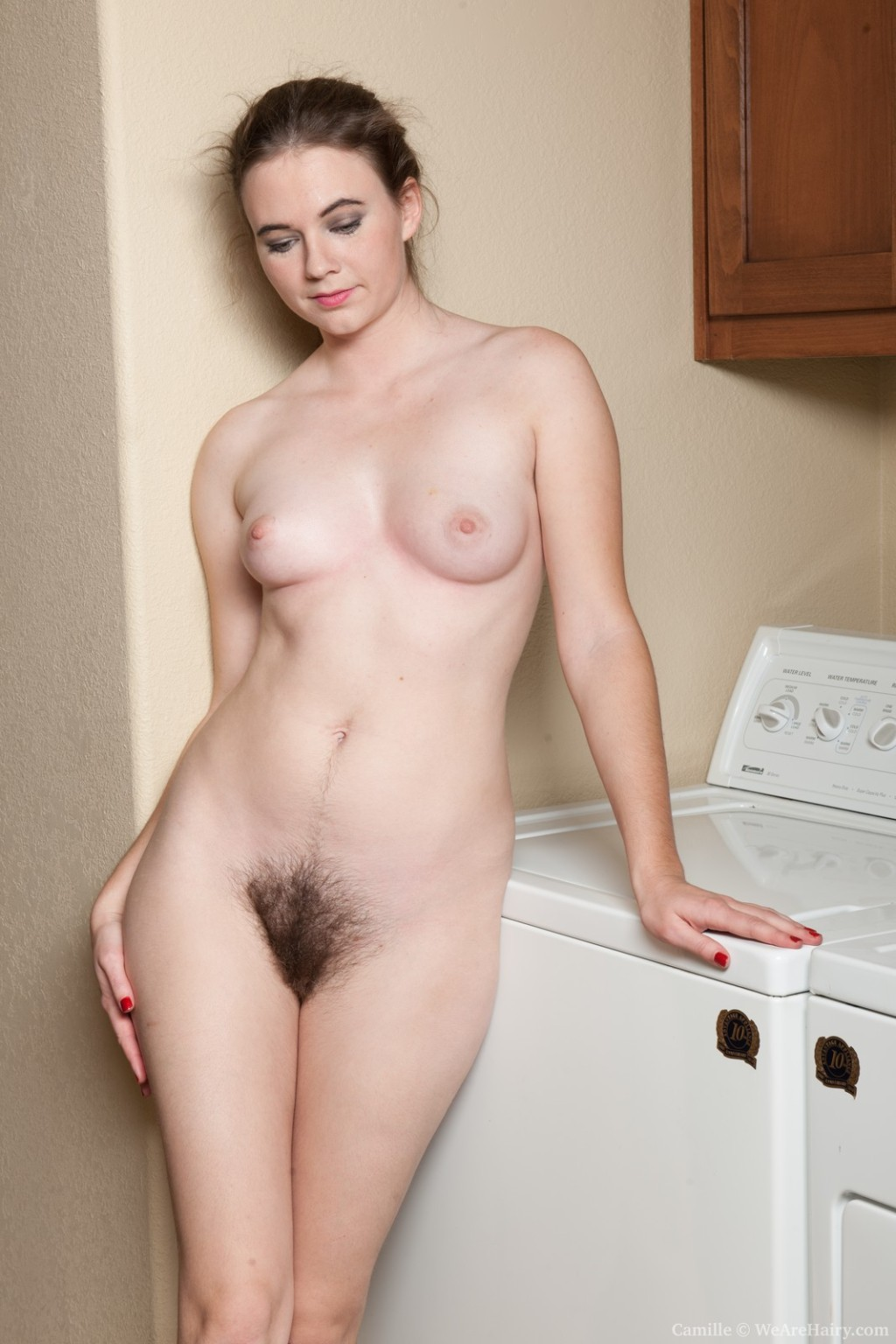 Naked hairy nasty girls — photo 5