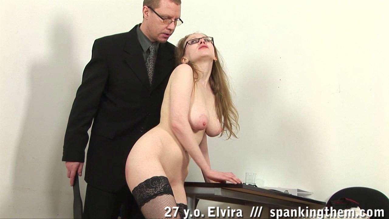 Босс наказал секретаршу за ее безграмотность порно — 13