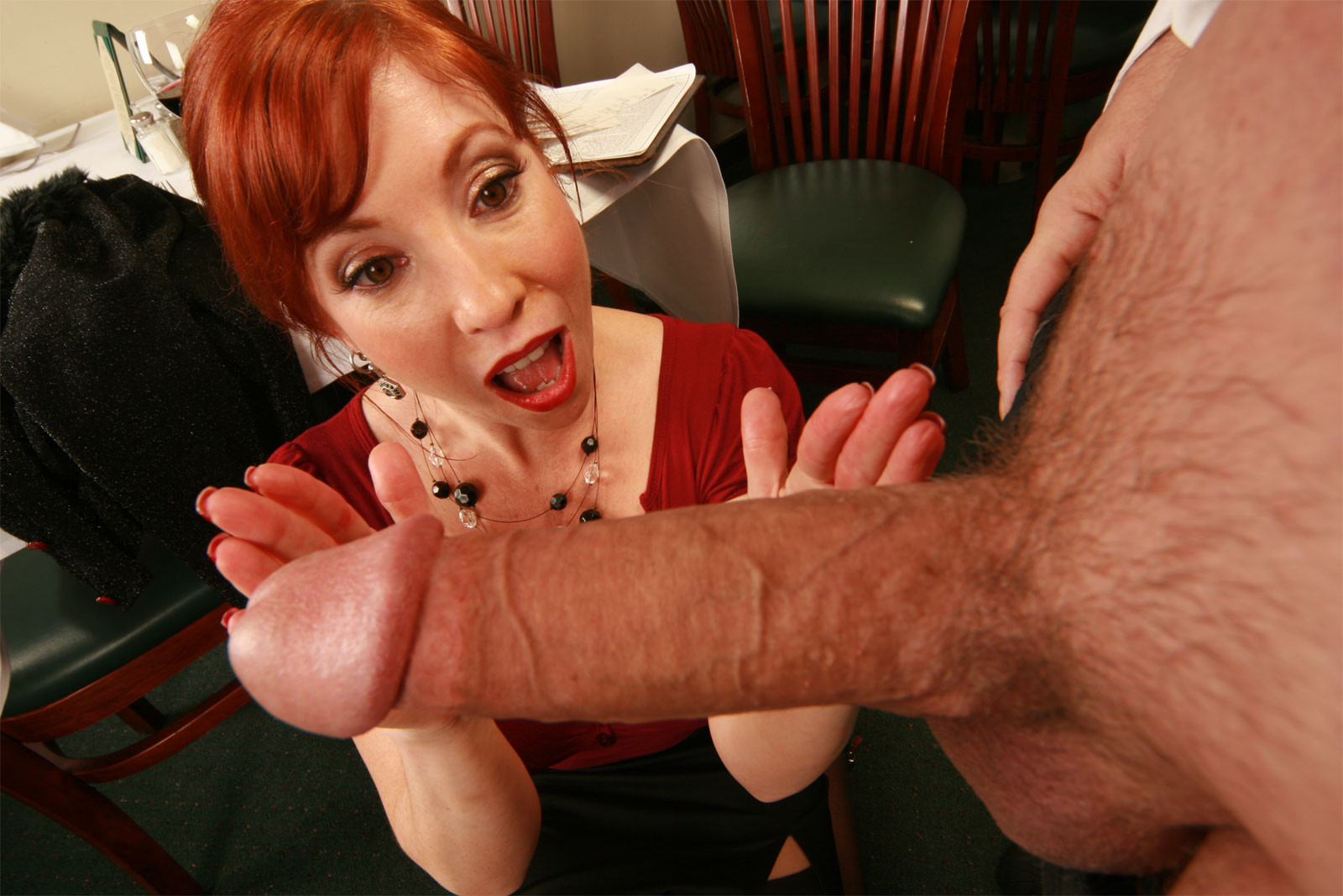 hot-redhead-milf-husband-watches-and-jerry