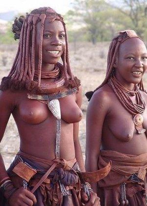 Сиськи зулусок