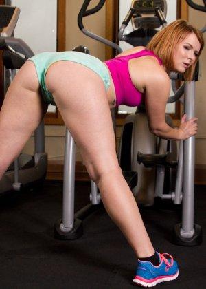Деградация женщины из спортзала