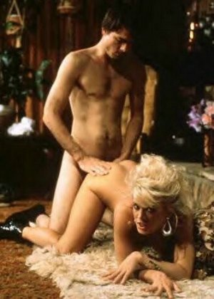 Винтажная порнозвезда Амбер Линн