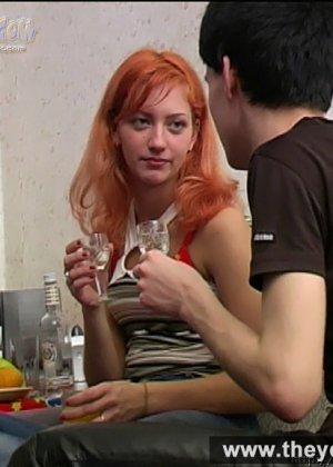 Пьяная Валерия дала парню, которому раньше не давала
