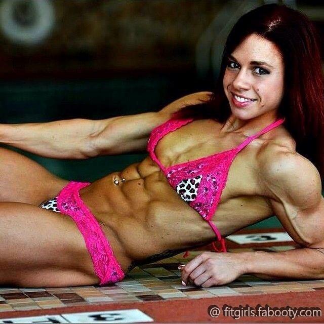 Голые мускулистые женщины