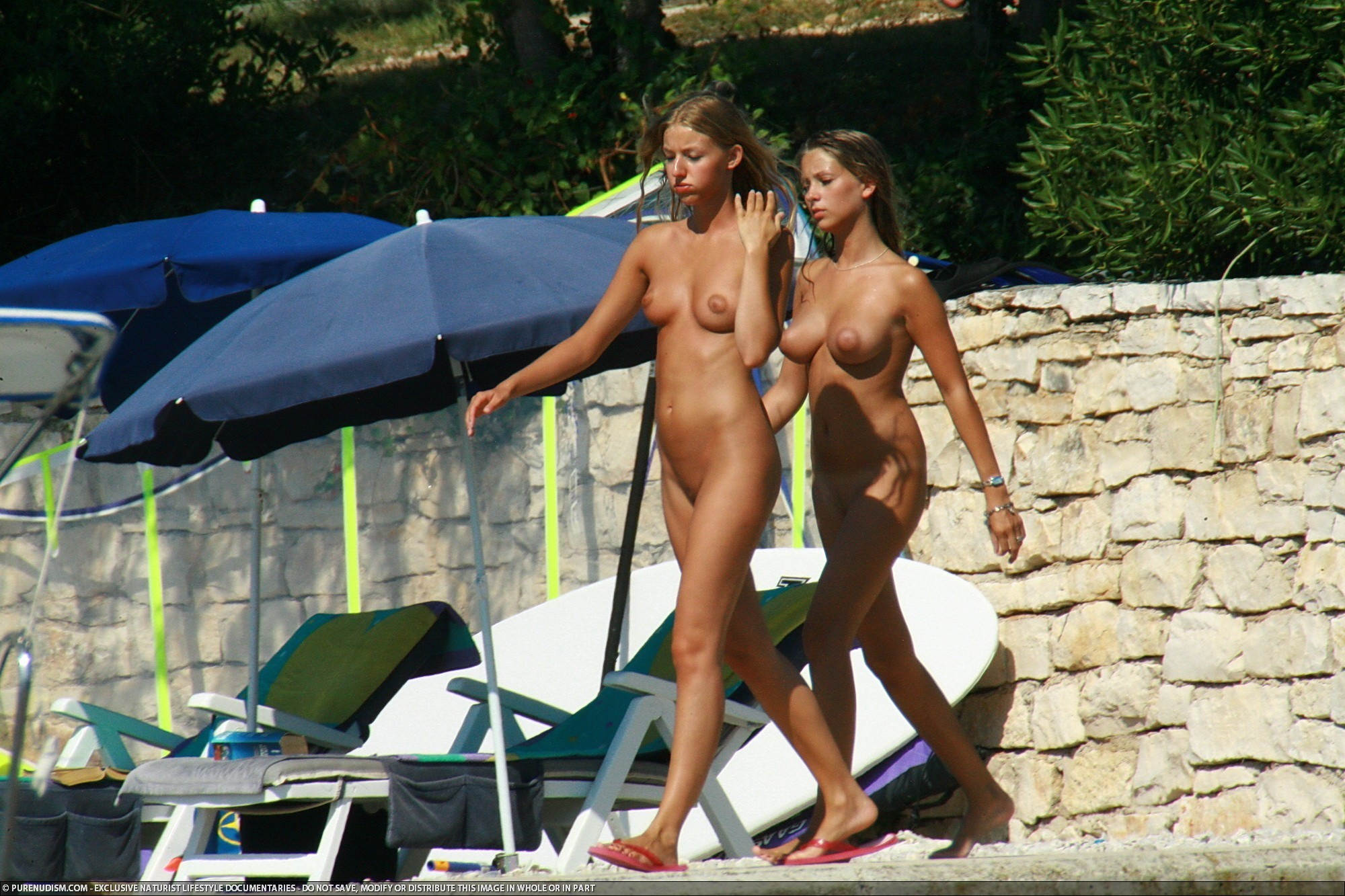 Topless nude camp, perfect girls nud