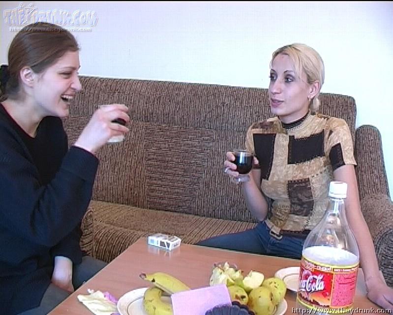 Каролина и Олеся