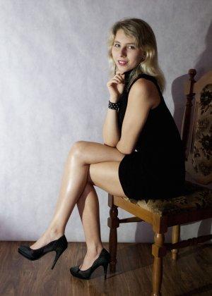 Сексуальные фото блондинки из Польши (не голая)