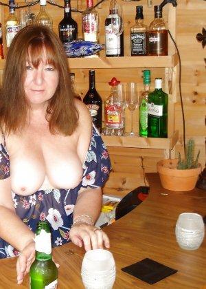 Я люблю вечер пятницы, потому что прихожу в бар, где ебу жену хозяина