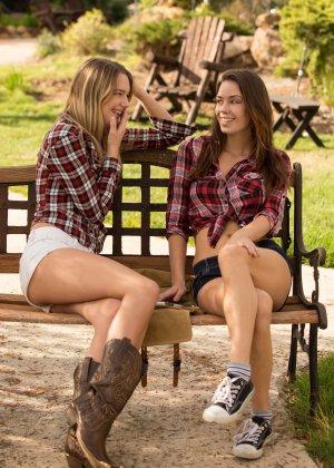 Вдвоем на ранчо