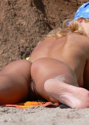 Знакомство на пляже (секс-история) - фото 10