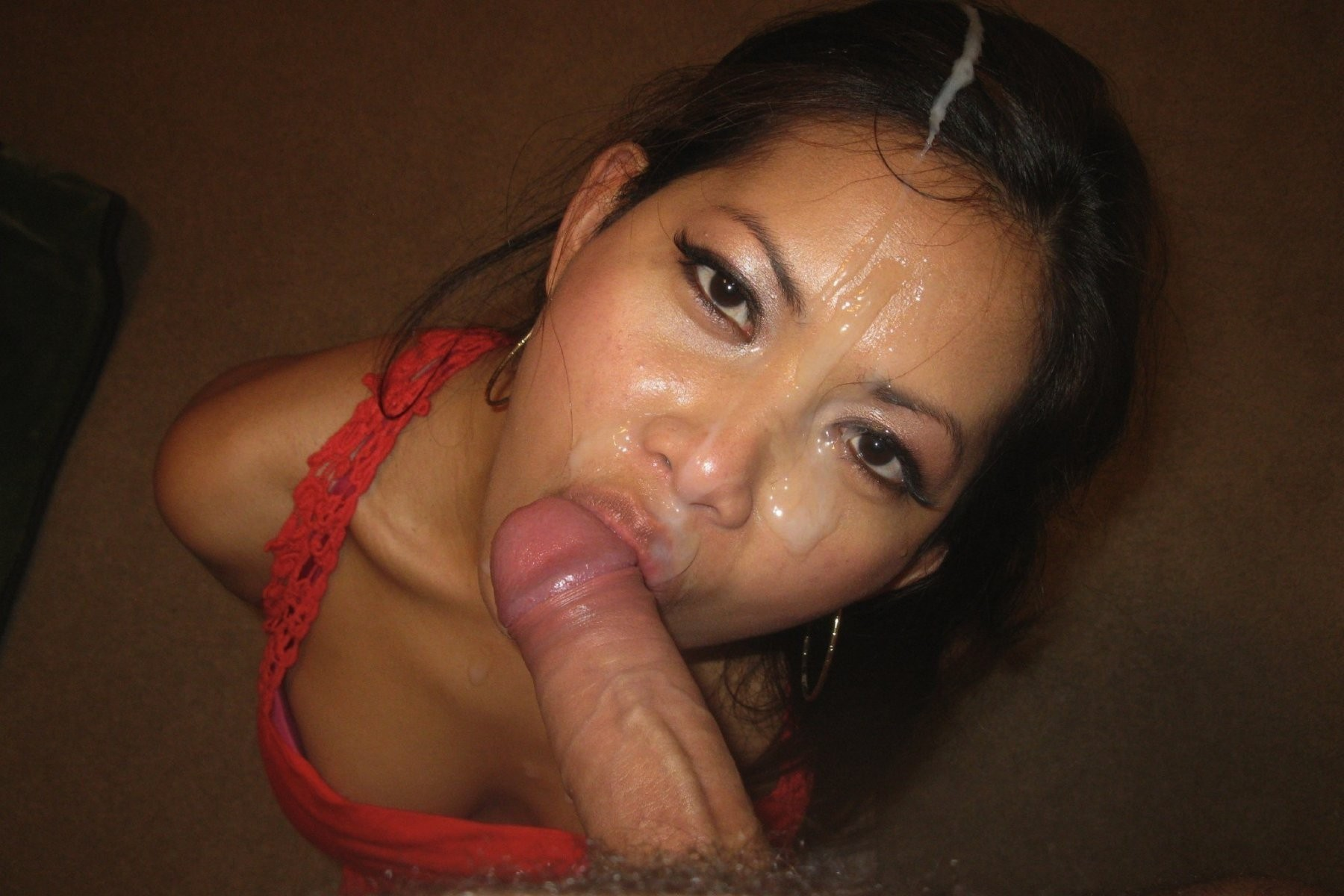 Mexican blowjob