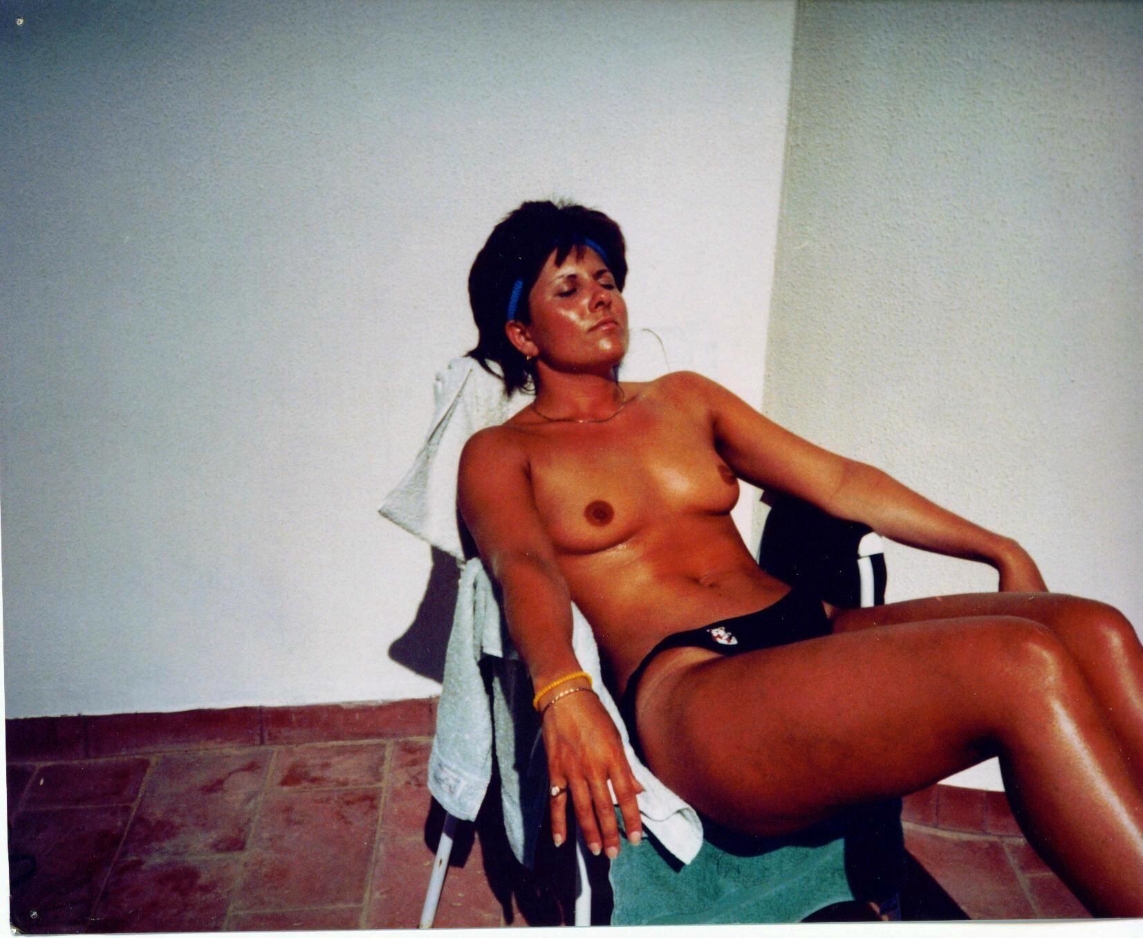 Просто фото голых дам - компиляция 17
