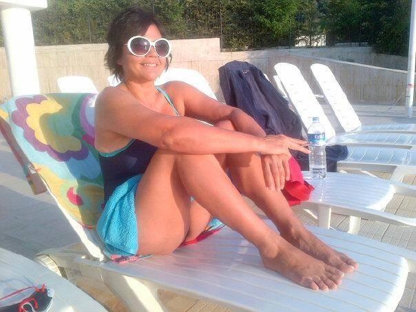 Турецкая девушка в бикини
