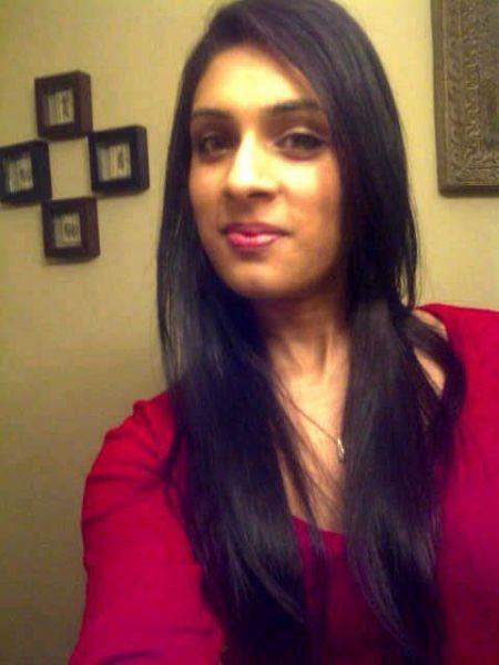 Сара, пакистанка живущая в Торонто