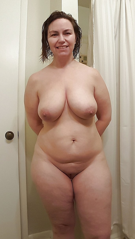 Hot sexy plus size nude curvy women