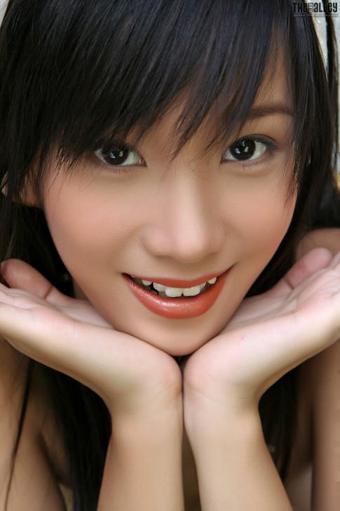 Красивые голые азиатки - компиляция 14
