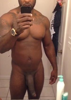 Плохие черные парни с длинными пенисами