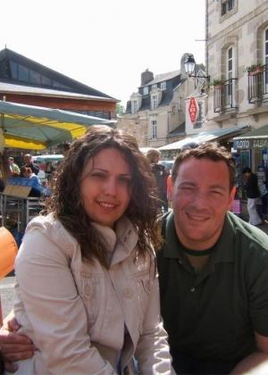 Француженка знакома с техникой глубокого минета